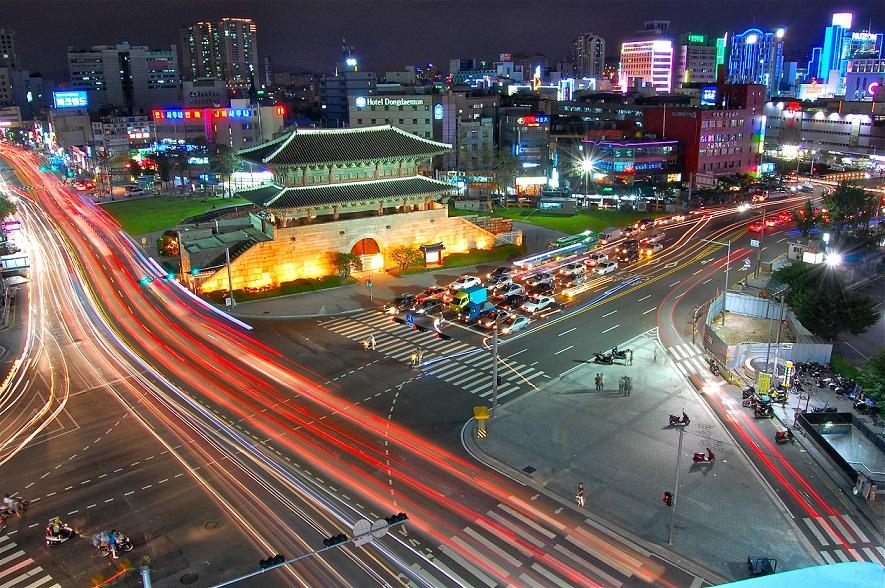 Seoul ve dem (Dongdaemun Gate 2)