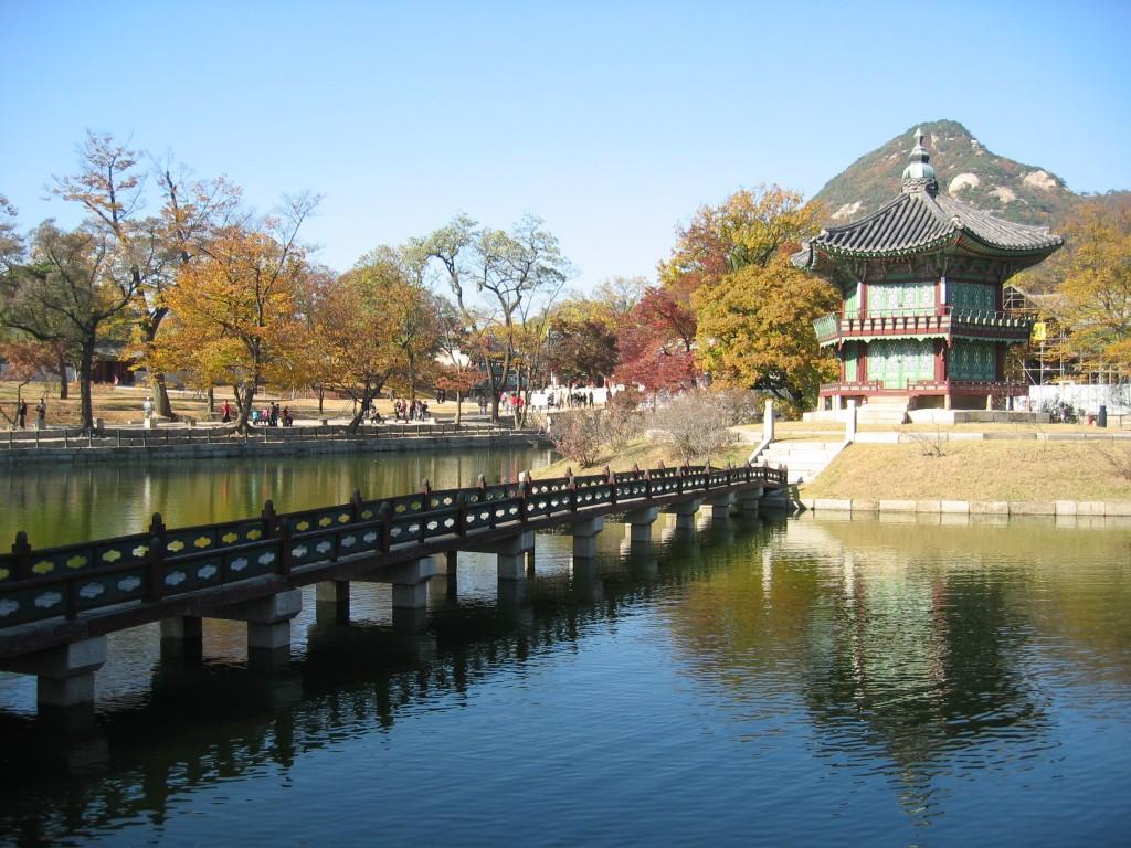 Gyeongbokgung - han quoc