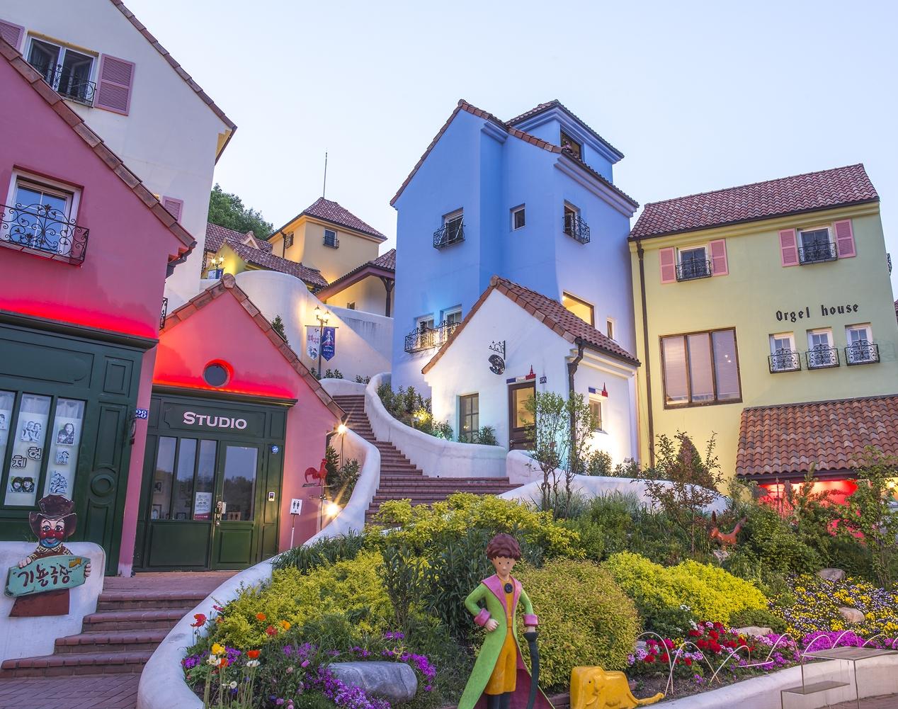 Những điểm đến hấp dẫn của du lịch Hàn Quốc