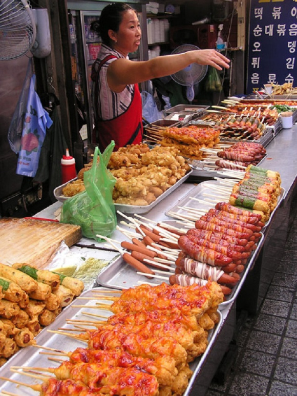 Những món ăn phải thử khi đi du lịch Hàn Quốc