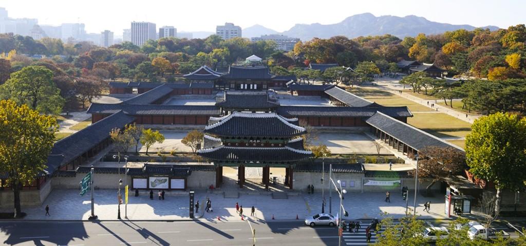 tour du lich han quoc Changgyeonggung